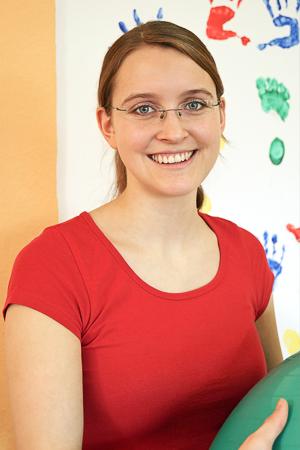 Mitarbeiterin Frau Annalena Schulz